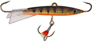 Saber Jigging Minnow - Model 73 - Yellow Perch