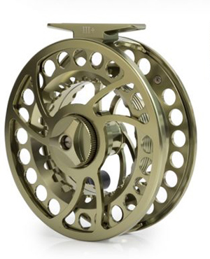 <font color=red>On Sale - Clearance</font><br>TFO BVK Super Large Arbor Fly Reel