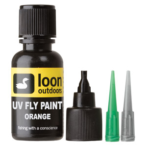 <font color=red>On Sale - Clearance</font><br>Loon UV Fly Paint