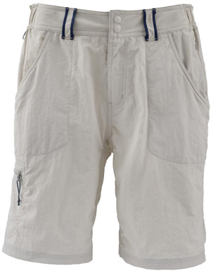 <font color=red>On Sale - Clearance</font><br>Simms Women's Drifter Short - Stone