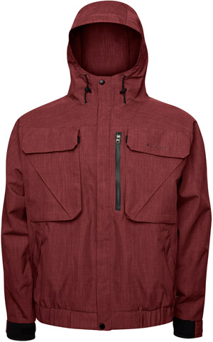 <font color=red>On Sale - Clearance</font><br>Redington Stratus III Wading Jacket - Redwood