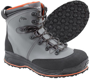<font color=red>On Sale - Clearance</font><br>Simms Freestone Boot - Lead