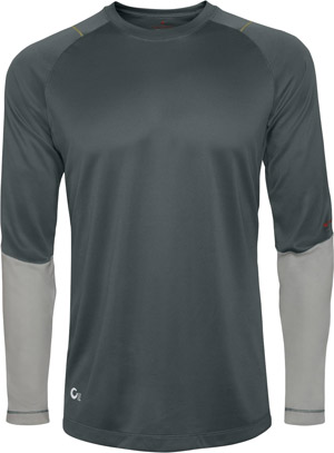 <font color=red>On Sale - Clearance</font><br>Redington Sonicdry Baselayer Crew - Slate
